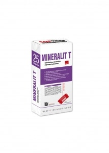Tynk szlachetny, mineralny - MINERALIT T