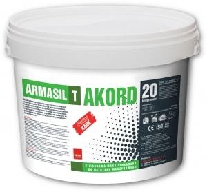 Tynk natryskowy silikonowy - ARMASIL T AKORD