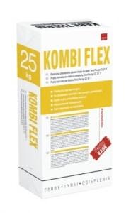 Klej do płytek wielkoformatowych, ceramicznych, klinkierowych KOMBI FLEX