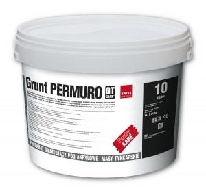 Grunt pod tynk akrylowy - PERMURO GT - KABE