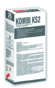 Zaprawa murarska z trasem KOMBI KS2