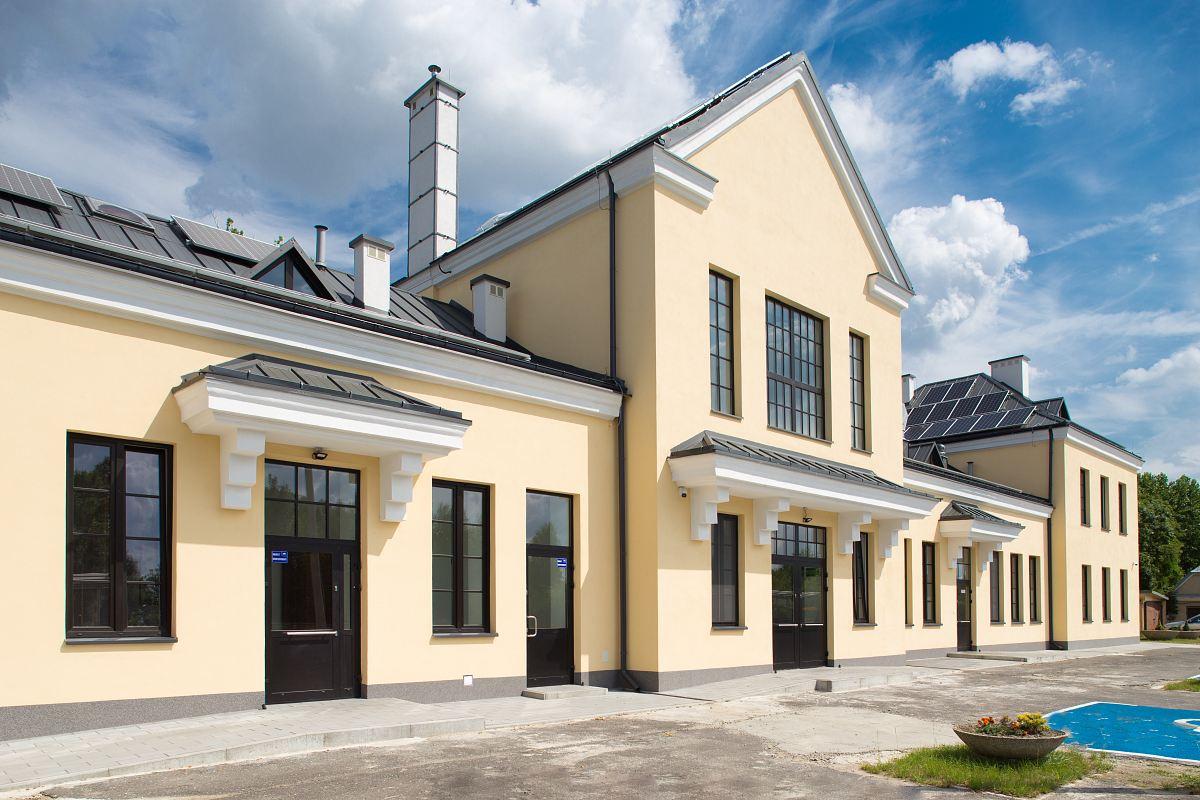 Dworzec PKP w Zamościu
